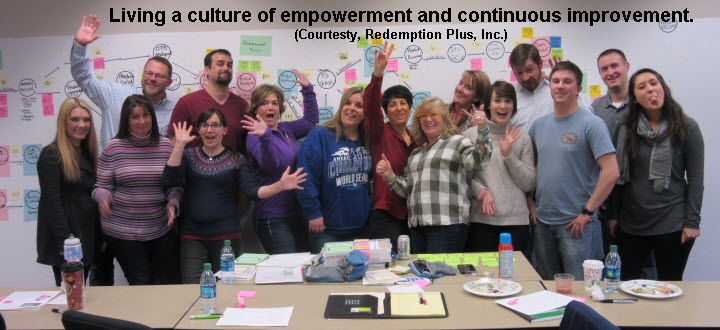 creating a culture of empowerment Drupalcon los angeles | may 13, 2015 creating a culture of empowerment how the open-source philosophy can be applied to management and organizational culture.