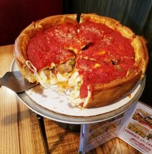 Giorodano's Deep Dish 2